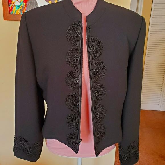 Christian Dior Beaded blazer
